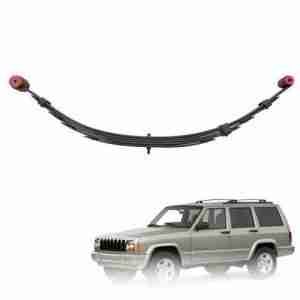 Pro Comp 53111 Rear 3.5 Lifted Leaf Springs 84-01 Jeep Cherokee XJ
