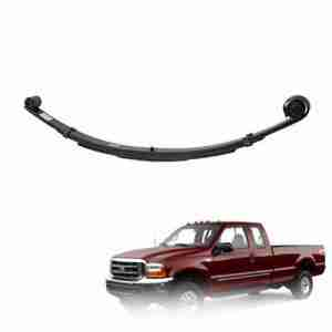 Pro Comp 22410 4 Front Leaf Springs for 99-04 Ford F250 F350