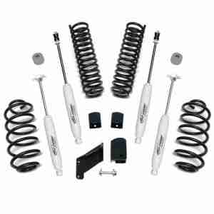 "Pro Comp 2.5"" Stage 1 Suspension Lift Kit for 2007-2018 Jeep Wrangler JK"