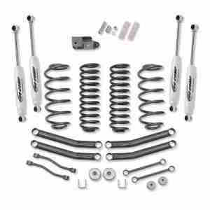 "Pro Comp 4"" Stage 1 Suspension Lift Kit for 2004-2006 Jeep Wrangler TJ Unlimited"