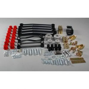 """Pro Comp 4"""" Stage 1 Suspension Lift Kit for 2004-2006 Jeep Wrangler TJ Unlimited"""