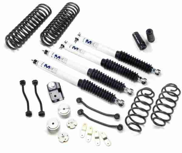 "Pro Comp 4"" Stage 1 Suspension Lift Kit for 2007-2013 Jeep Wrangler JK"