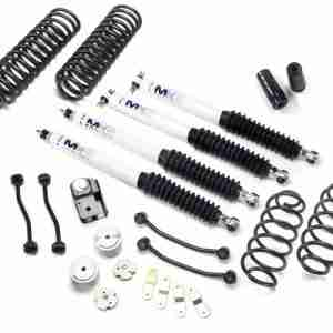 "Pro Comp 4"" Stage 1 Suspension Lift Kit for 2007-2018 Jeep Wrangler JK / Unlimited"