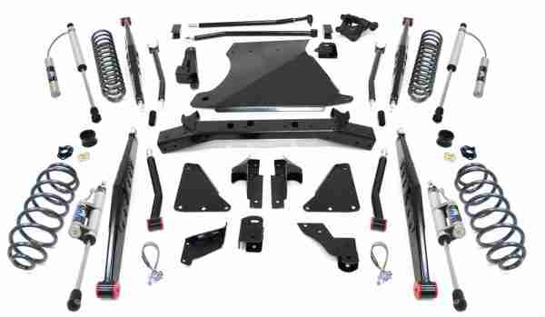 "Pro Comp 6"" Dual Sport Long Arm Suspension Lift Kit for 2007-2017 Jeep Wrangler JK / Unlimited"